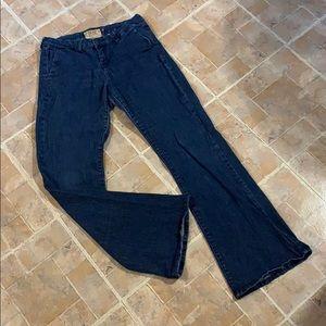 Dear John trouser style jeans size women's 28